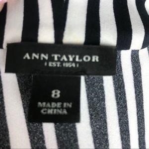 Ann Taylor Tops - Ann Taylor Sleeveless Cowl Neck Wrap Top Sz 8